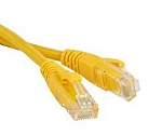 Hyperline PC-LPM-UTP-RJ45-RJ45-C6-0.5M-LSZH-YL Патч-корд U/UTP, Cat.6, LSZH, 0.5 м, желтый