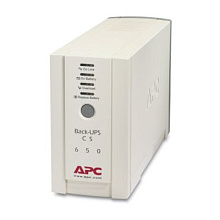 ИБП APC BK650EI Back-UPS CS 650VA/400W 230V Interface Port DB-9 RS-232, USB