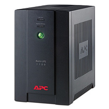 ИБП APC BX800CI-RS Back-UPS 800VA with AVR, Schuko Outlets, 230V for Russia