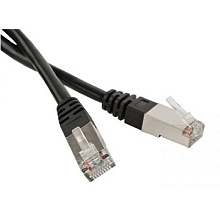 Hyperline PC-LPM-UTP-RJ45-RJ45-C6-0.5M-BK Патч-корд UTP, Cat.6, 0.5 м, черный